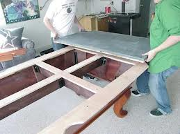 Pool table moves in Lakeland Florida